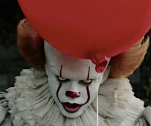 article, it, and pennywise image