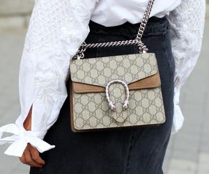 bag, clothing, and designer image
