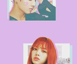kpop, lisa, and pastel image