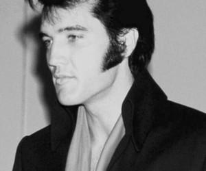 elvis, Elvis Presley, and handsome image