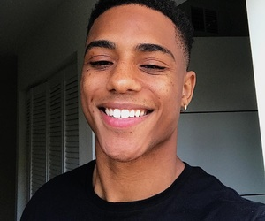 sexy, boy, and smile image