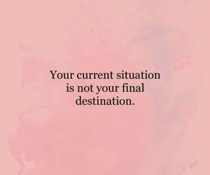 quotes, destination, and pink image
