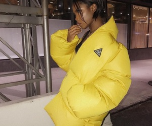 fashion, nyfw, and ryan destiny image