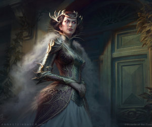 vampire, elusive, and Magic The Gathering image