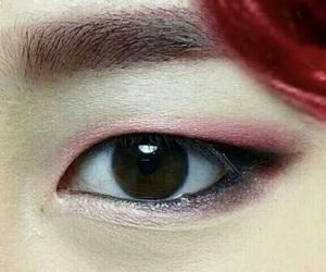 bts, jimin, and eyes image