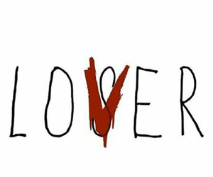 it, wallpaper, and lover image