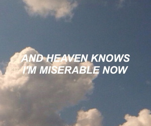 quotes, grunge, and heaven image