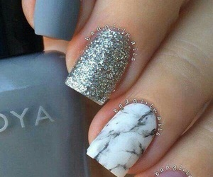 nails, nail art, and style image
