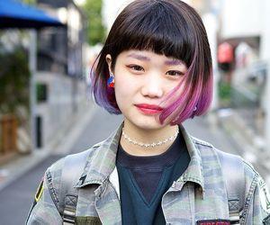 fashion, japanese, and Harajuku image