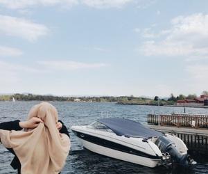 hijab, hijâbi, and tesettur image