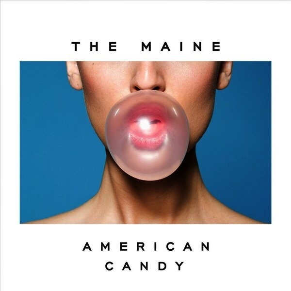 album, band, and the maine image