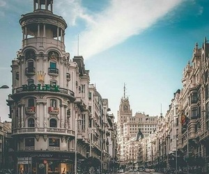 spain, madrid, and city image