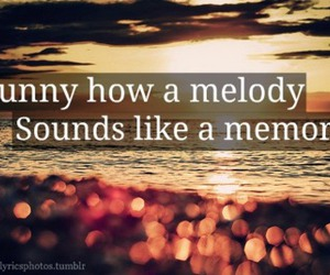 melody and memory image