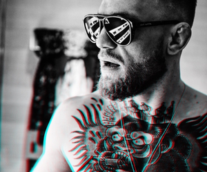 Connor, fighting, and mcgregor image