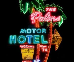 neon, light, and sign image