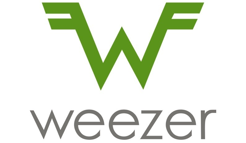 band, weezer, and bands image