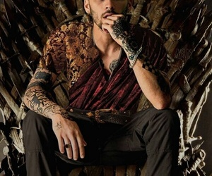 game of thrones, zayn malik, and one direction image