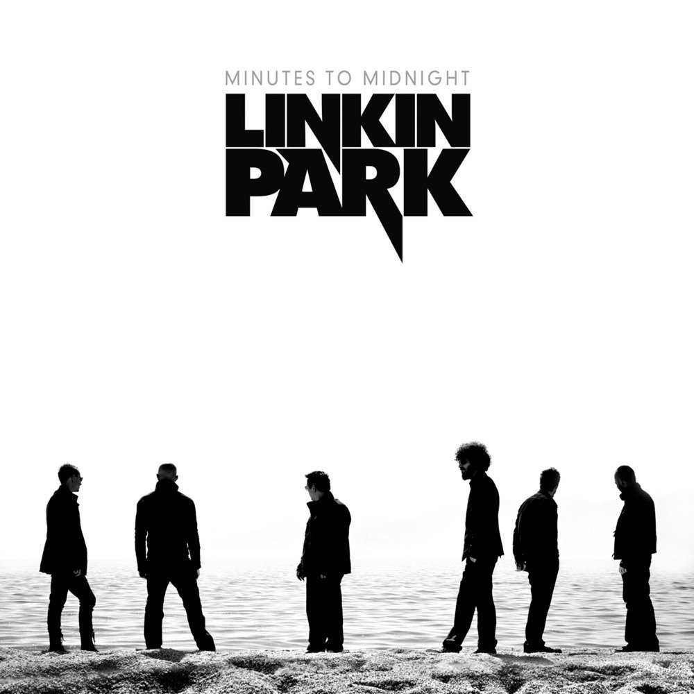linkin park, music, and minutes to midnight image