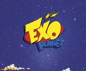 exo, wallpaper, and kpop image