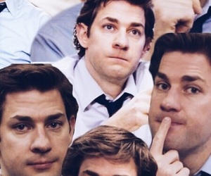 jim, jim halpert, and mood image