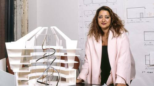 article and zaha hadid image