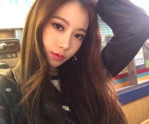rena, pristin, and kpop image