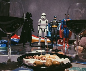 batman, cheese, and delicious image