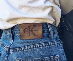 Calvin Klein, calvin klein jeans, and CK image