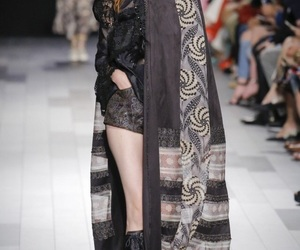 Anna Sui and runway image