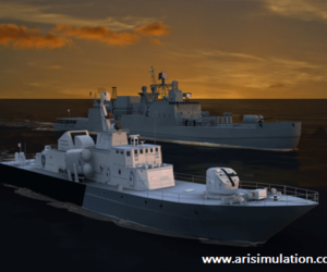 warship simulator and naval simulators image