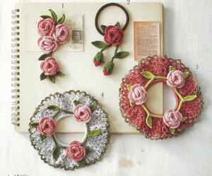 craft, crochet, and diy image