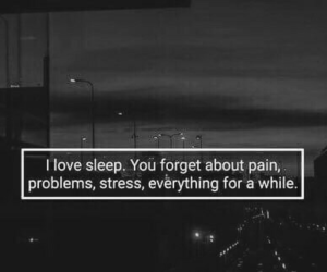 quotes, sleep, and love image