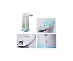 online shopping store, automatic soap dispenser, and home utilities image