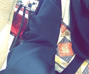 girl, hijab, and snap image