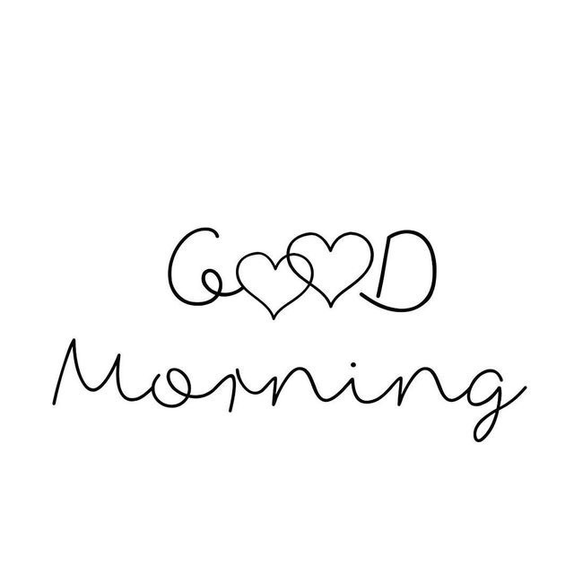 morning, good morning, and good image