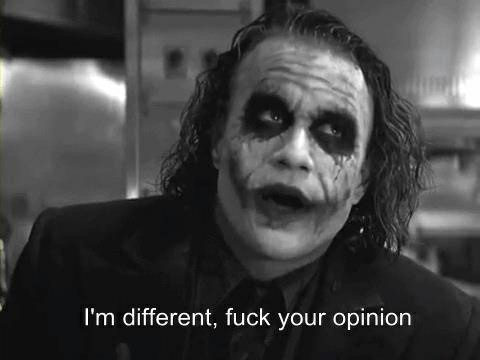 joker, quotes, and movies image