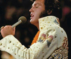 elvis, king of rock, and Elvis Presley image