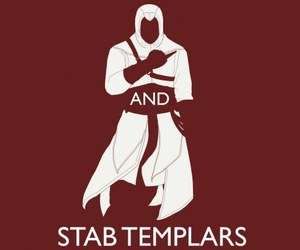 assassins, keep calm, and stab image