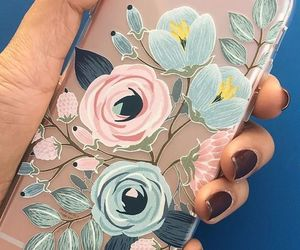accessories, fashion, and flowers image