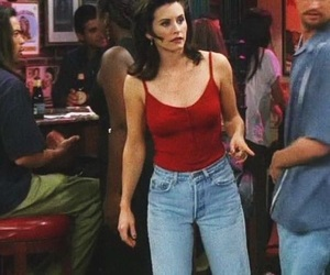 courtney cox and friends image