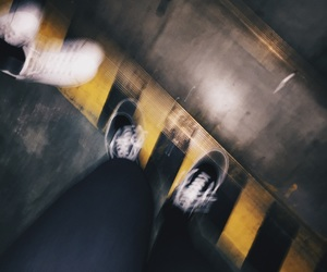 aesthetic, black, and blur image