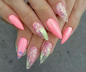 design and nail art image