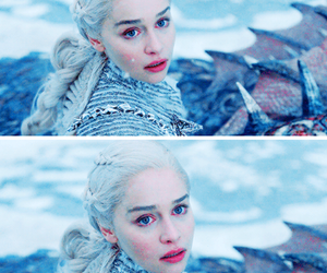 beauty, game of thrones, and emilia clarke image