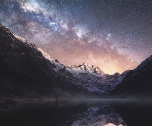 new zealand and stars image