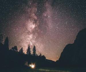nature, stars, and amazing image