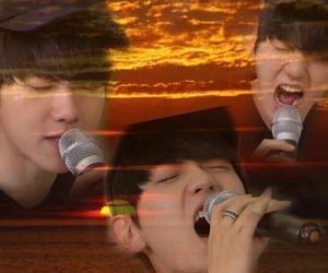 exo, meme, and baekhyun image