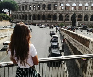 blogger, clothes, and colosseo image