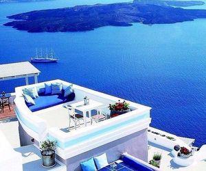 Greece, santorini, and architecture image