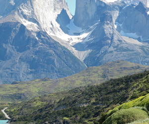 chile, torres del paine, and patagonia image