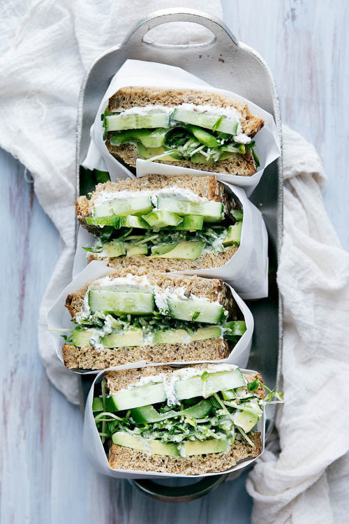 food, sandwich, and green image